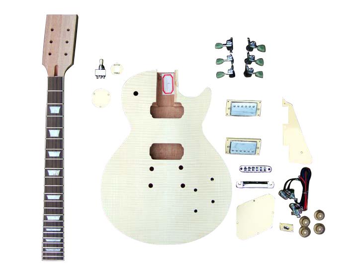 HOSCO ER-KIT-LP エレキギターLP組み立てキット