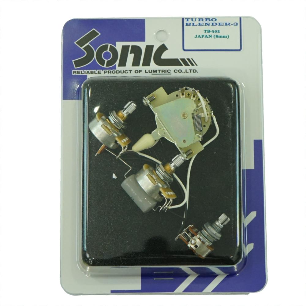 SONIC TB-302/TURBO BLENDER 3 ストラトサーキット ミリ