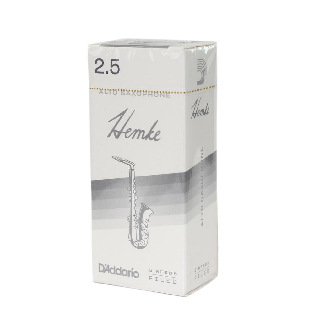 FREDERIC L.HEMKE 2 1 D'Addario Woodwinds ヘムケ RICO フレデリック アルトサックスリード 2.5 LRICHMAS2.5 贈与 新発売