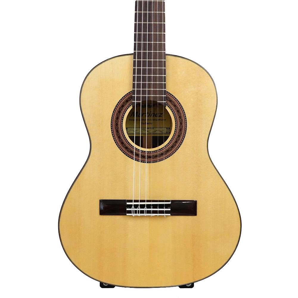 Martinez MR-52S ミニクラシックギター