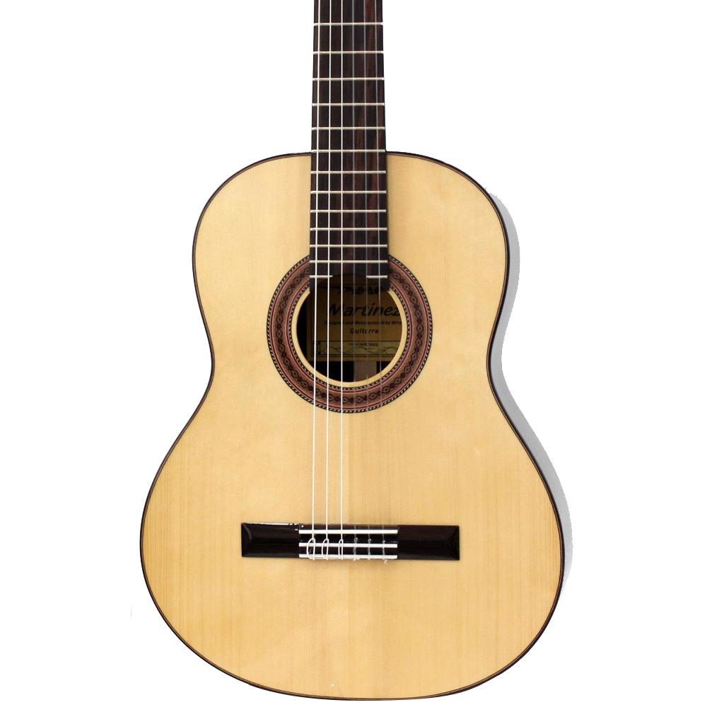 Martinez MR-580S ミニクラシックギター