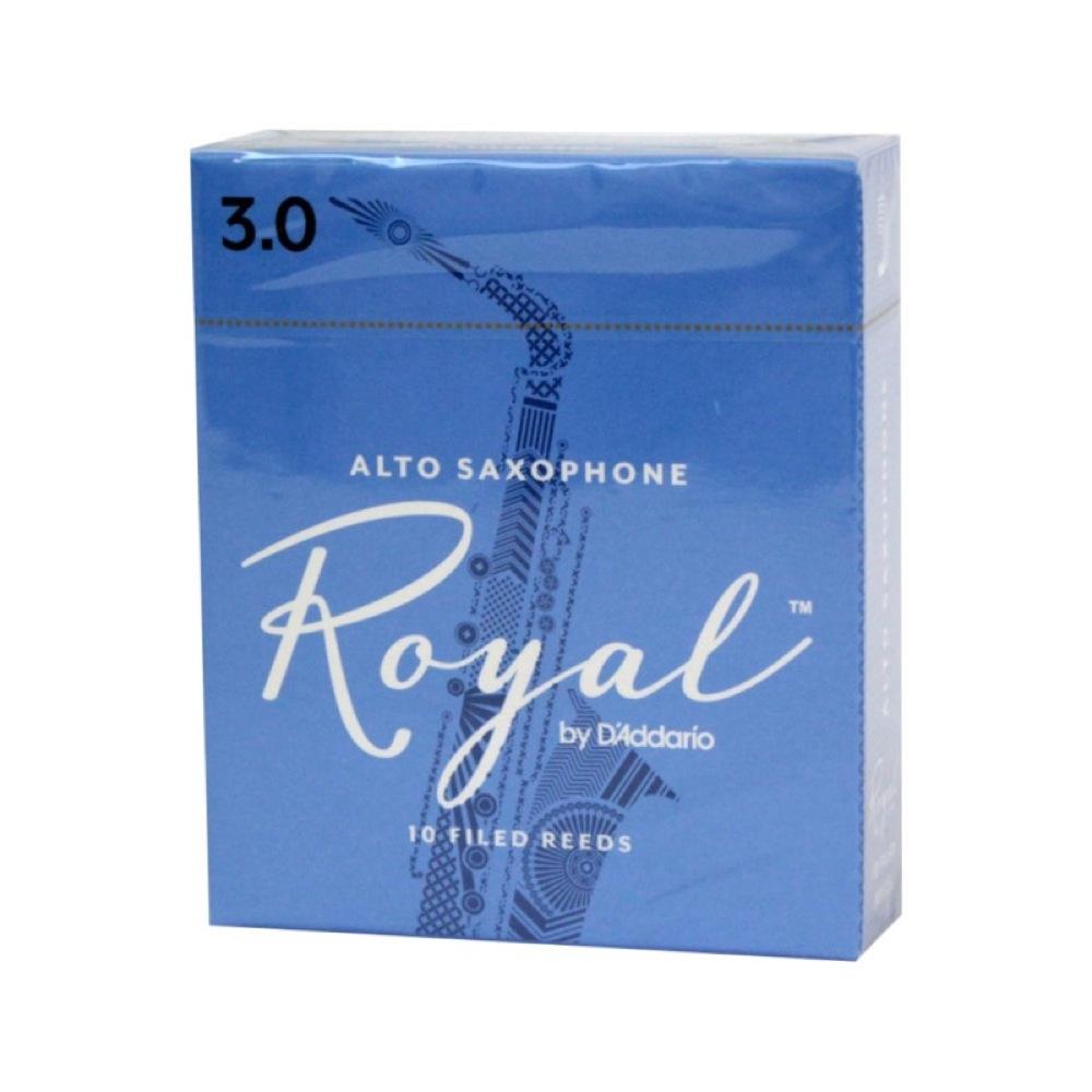 RICO Royal 3 D'Addario Woodwinds お中元 LRICRYAS3 アルトサックスリード リコ 驚きの値段で ロイヤル