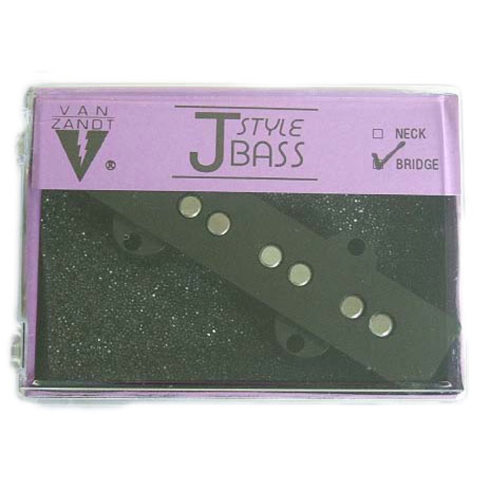 VAN ZANDT JAZZ STYLE BASS Bridge for JB エレキベース用ピックアップ