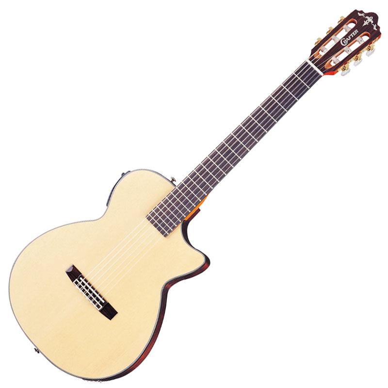 CRAFTER CT-125C Spr N エレクトリッククラシックギター