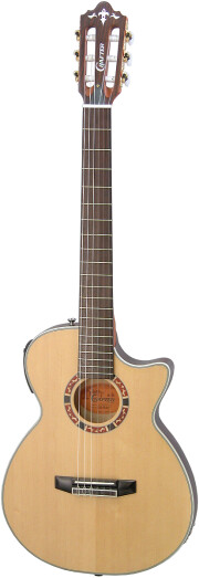 CRAFTER CTS-155C N エレクトリッククラシックギター