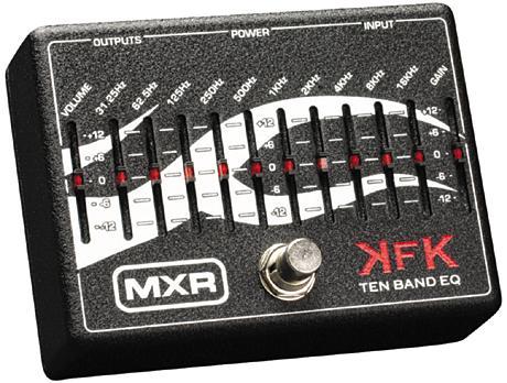 MXR KFK-1 KERRY KING 10BAND EQ