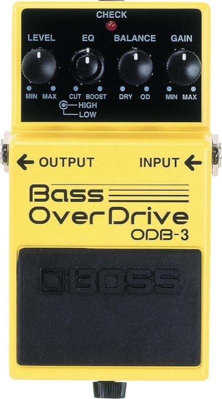 BOSS ODB-3 ベースオーバードライブ