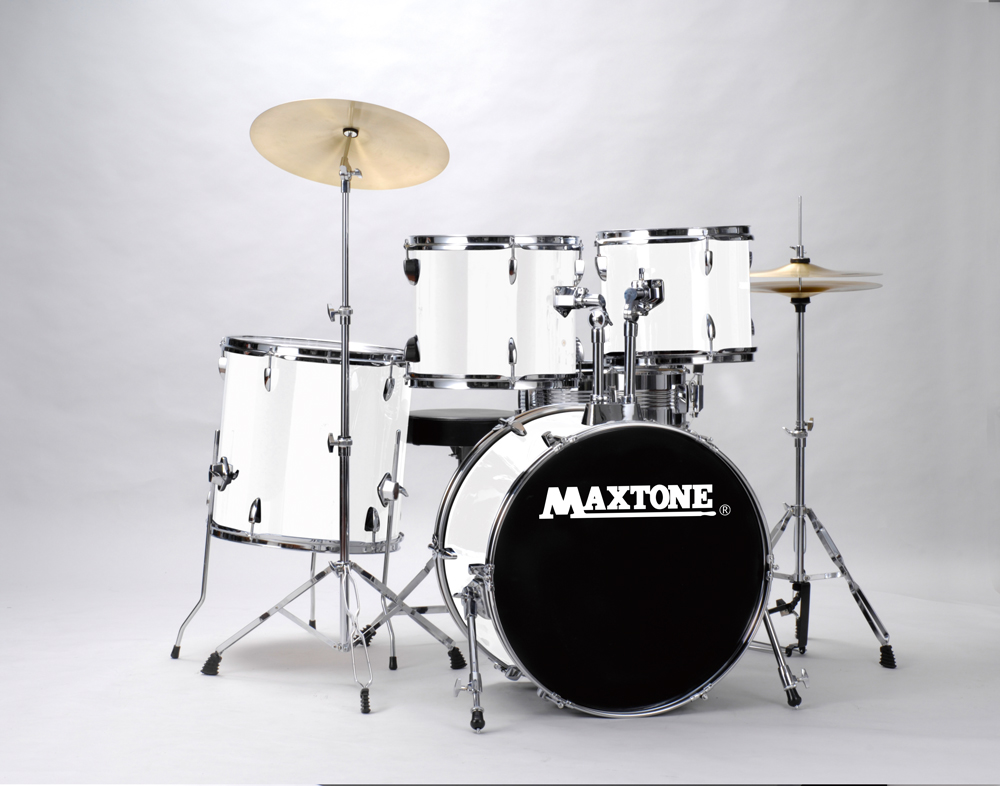 MAXTONE MX-116 WH ドラムセット