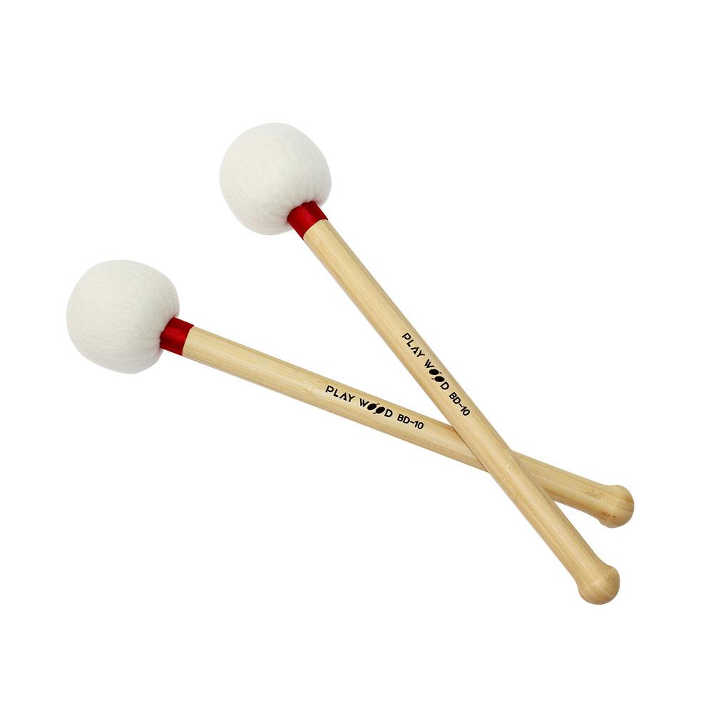 PLAY WOOD BD-10 バスドラムマレット