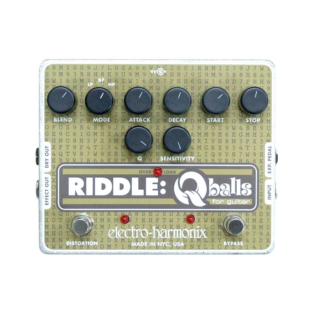 ELECTRO-HARMONIX Riddle ギター用エンベロープフィルター 正規輸入品