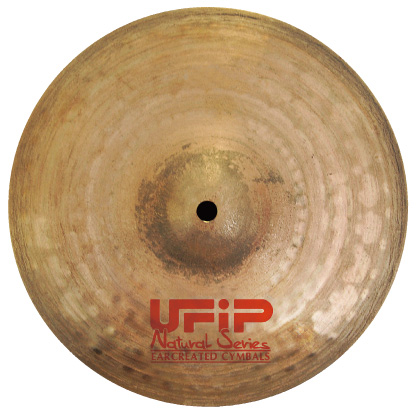UFiP NS-08 Natural Series スプラッシュシンバル