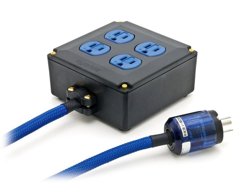 OYAIDE OCB-1 EXs 4口電源タップ
