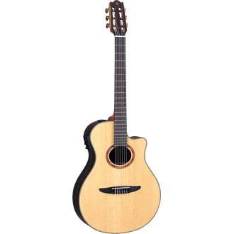 YAMAHA NTX1200R エレクトリックナイロンストリングスギター