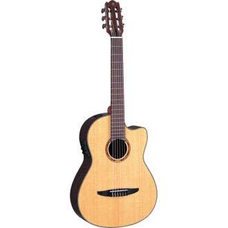 YAMAHA NCX900R エレクトリックナイロンストリングスギター