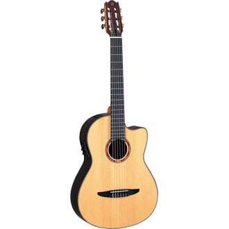 YAMAHA NCX1200R エレクトリックナイロンストリングスギター