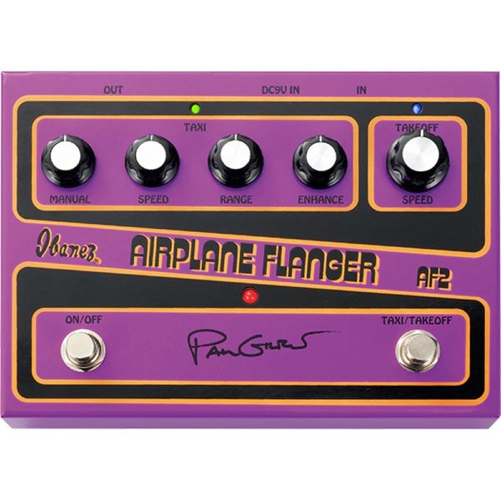 IBANEZ AF2 AIRPLANE FLANGER フランジャー ギターエフェクター