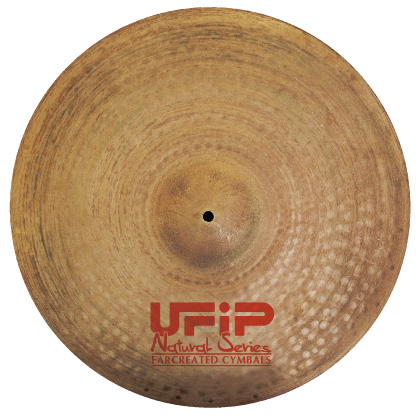 UFiP NS-20HR Natural Series ライドシンバル