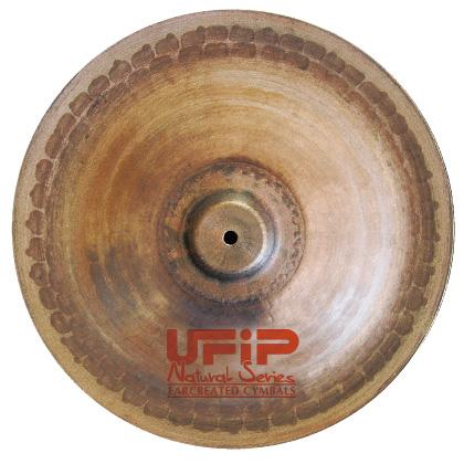 UFiP NS-20FCH Natural Series FAST CHINA ファストチャイナシンバル