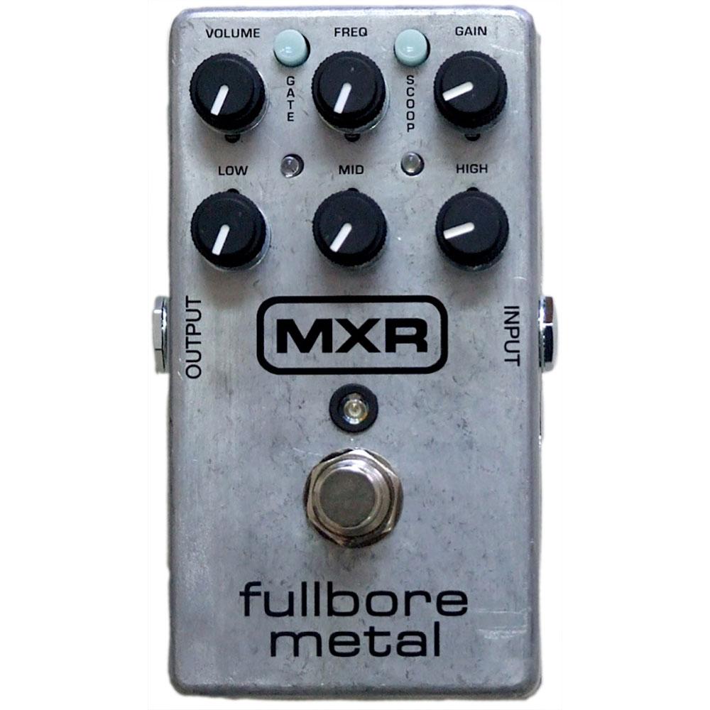 MXR M-116 Fullbore Metal ディストーションエフェクター