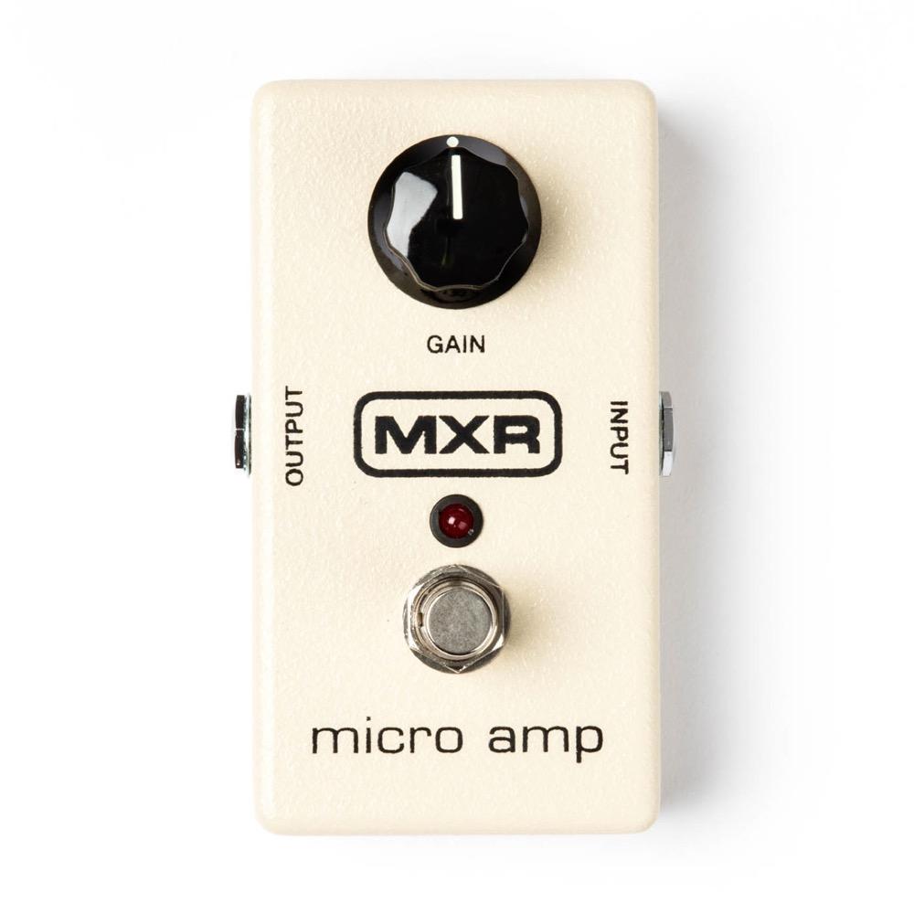 MXR M-133/MICRO AMP マイクロアンプ エフェクター