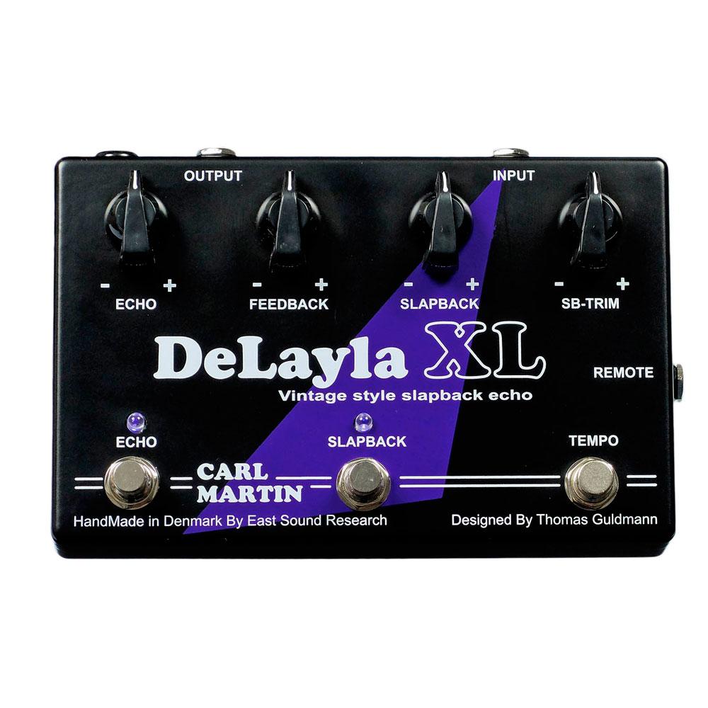 CARL MARTIN DeLayla XL ディレイ エフェクター