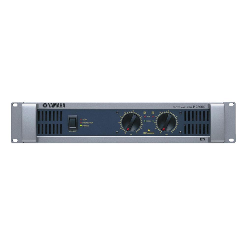 YAMAHA P2500S パワーアンプ