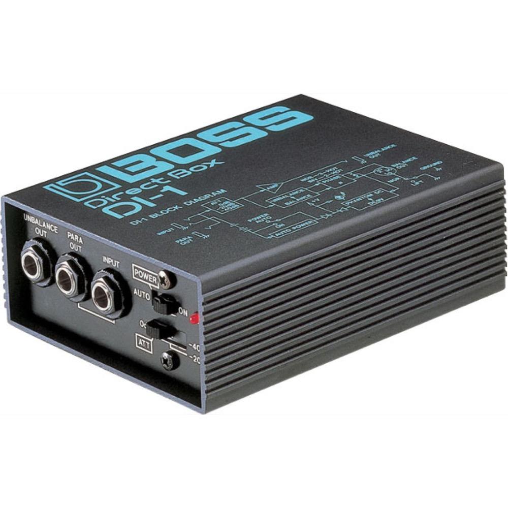 BOSS DI-1 ダイレクトボックス