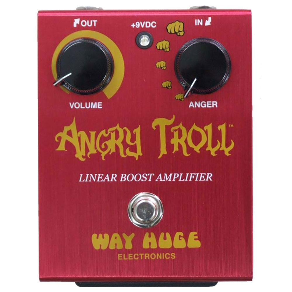 WAY HUGE WHE-101 ANGRY TROLL ギターエフェクタ-