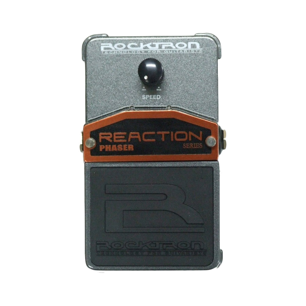 ROCKTRON REACTION PHASER エフェクター