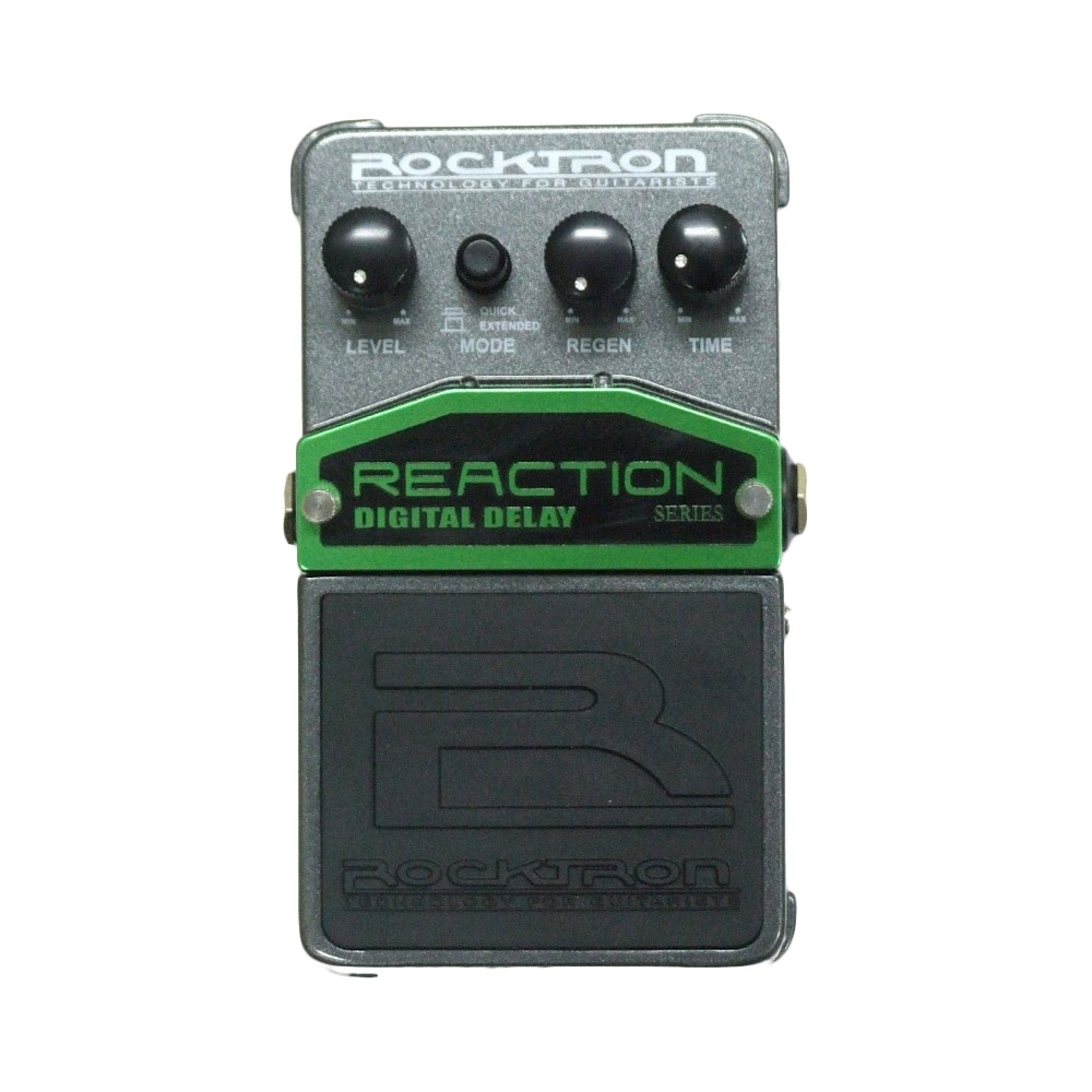 ROCKTRON REACTION DIGITAL DELAY エフェクター