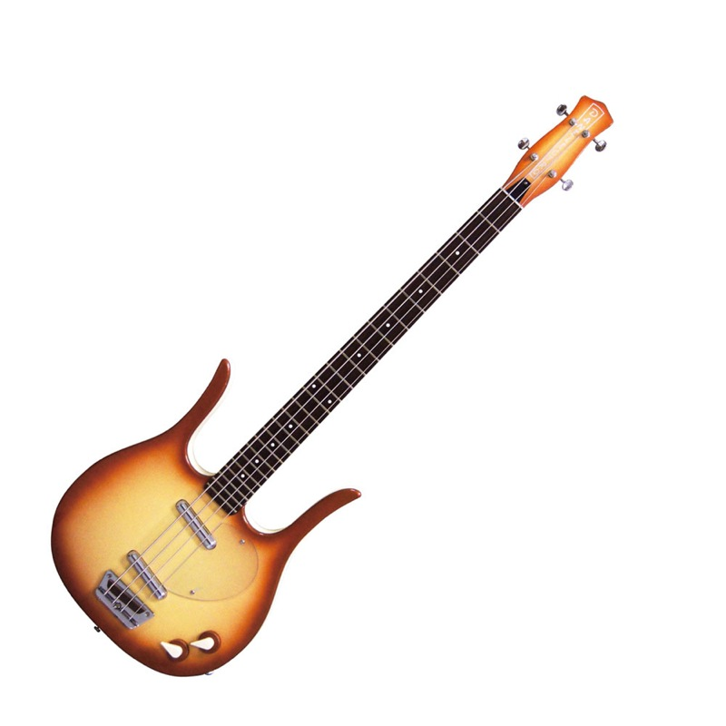 Danelectro LONGHORN BASS Copper Burst エレキベース