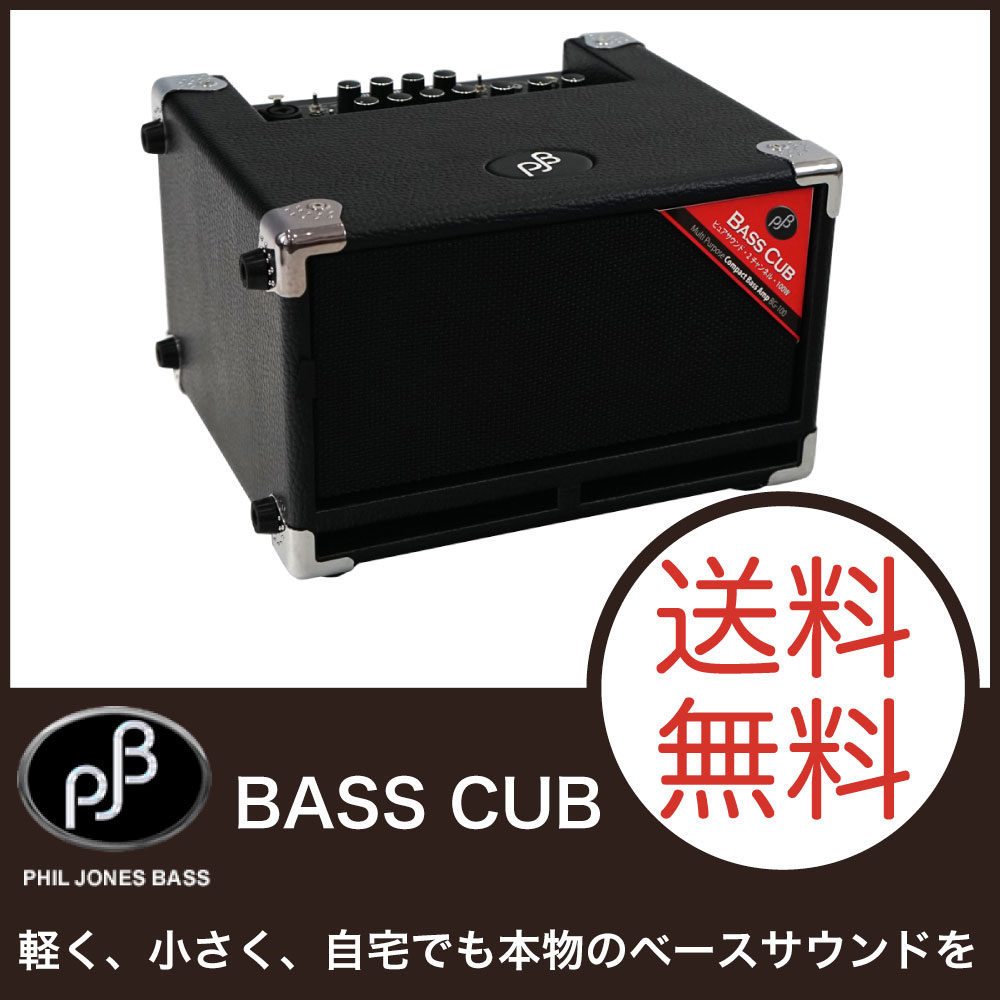 PHIL JONES BASS BASS CUB ベースアンプ