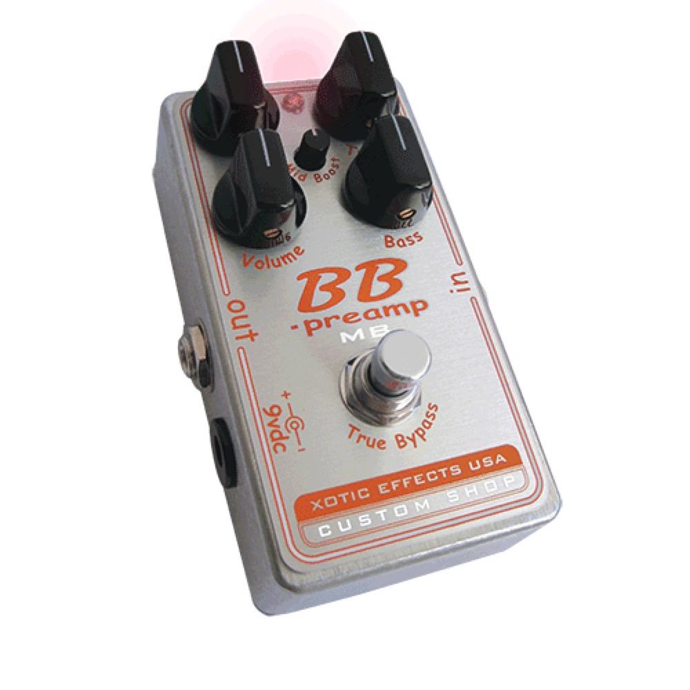 Xotic Guitars BB Preamp MB ギターエフェクター