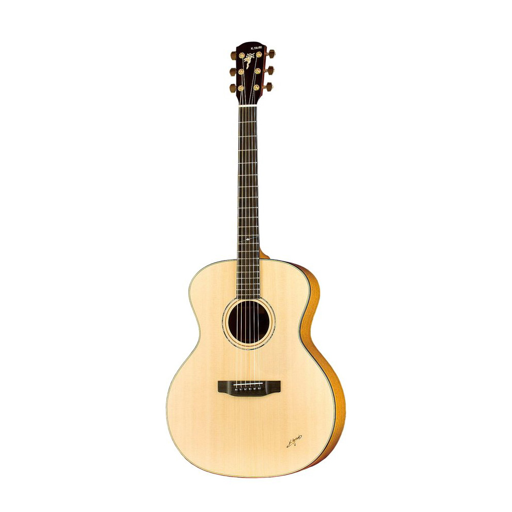 K.YAIRI BL-90 N アコースティックギター ハードケース付き