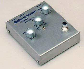 Musician Sound Design SILVERSTONE Classic Overdrive オーバードライブ