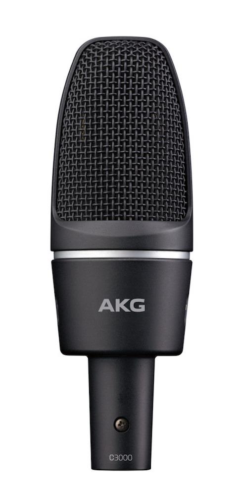 AKG C3000 コンデンサーマイク