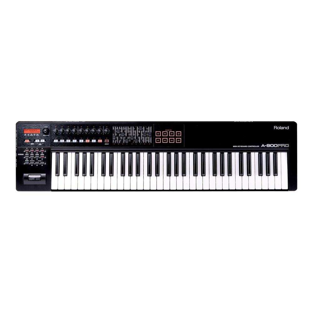 ROLAND A-800PRO-R MIDIキーボード 61鍵盤モデル