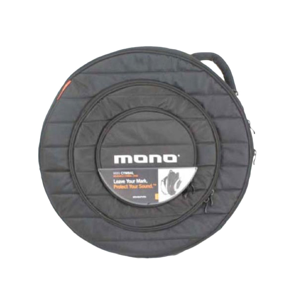 mono M80 CY-BLK CYMBAL CASE JET BLACK シンバル用ケース