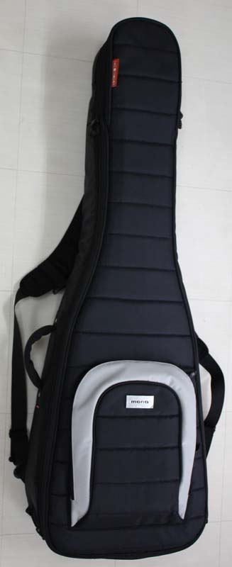 mono M80 2B-BLK DUAL ELECTRIC BASS CASE JET BLACK エレキベース2本収納ケース