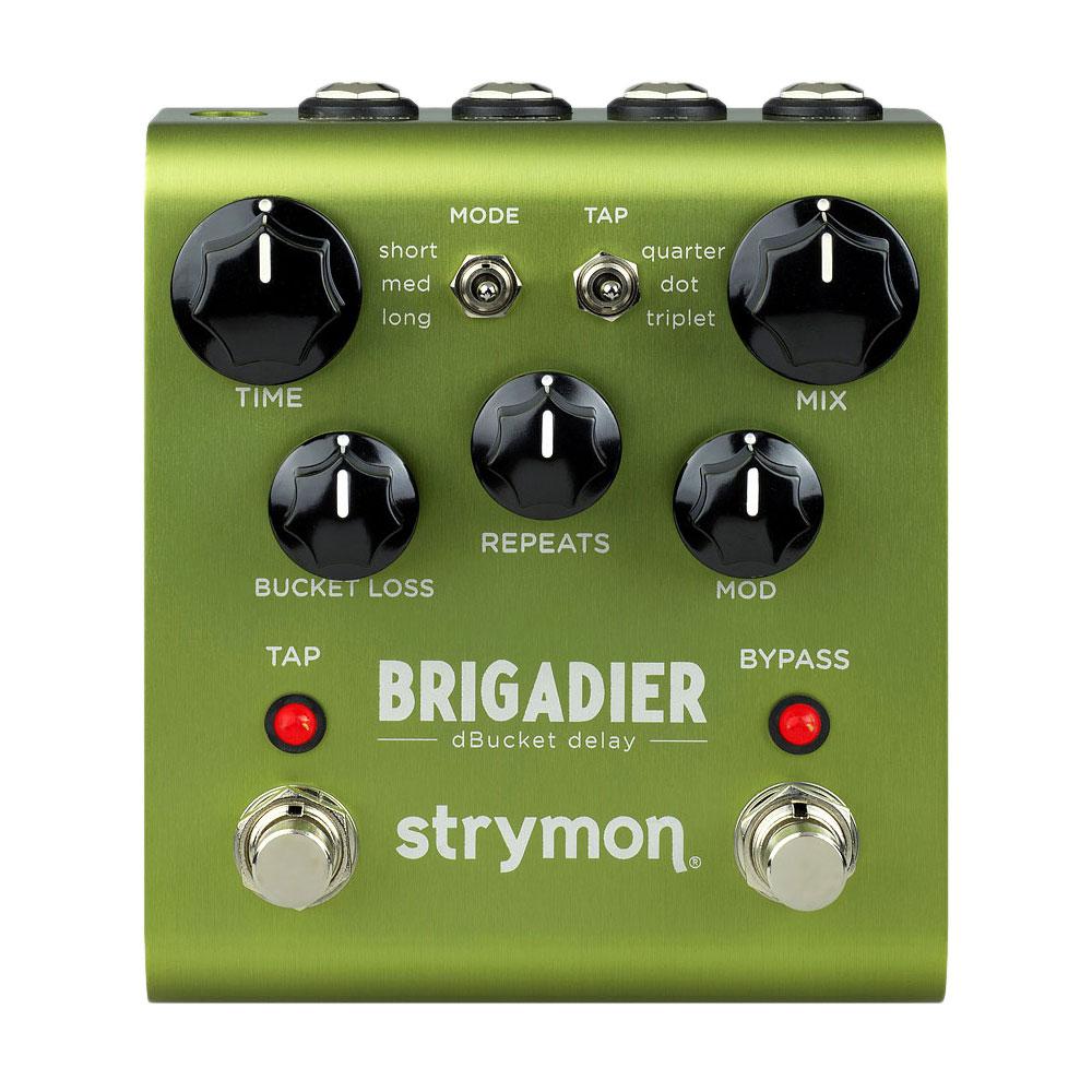strymon BRIGADIER dBucket DELAY unit ギターエフェクター