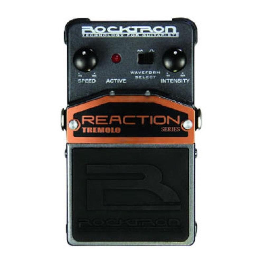 ROCKTRON REACTION TREMOLO ギターエフェクター