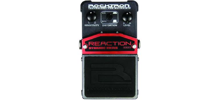 ROCKTRON REACTION DYNAMIC FILTER ギターエフェクター