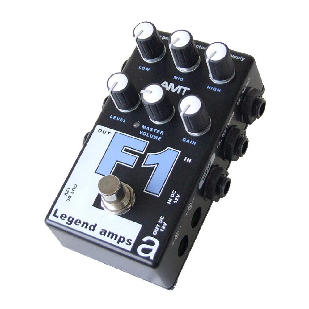 AMT ELECTRONICS F-1 ギターエフェクター