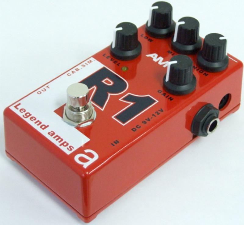 AMT ELECTRONICS R-1 ギターエフェクター