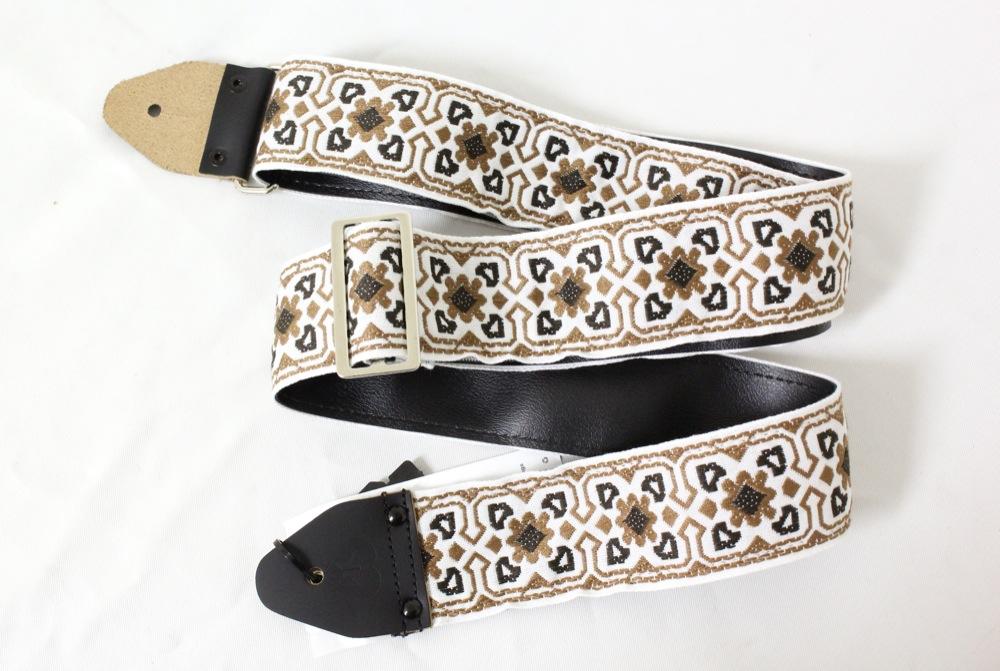 souldier Ace Replica straps Fillmore Black ギターストラップ