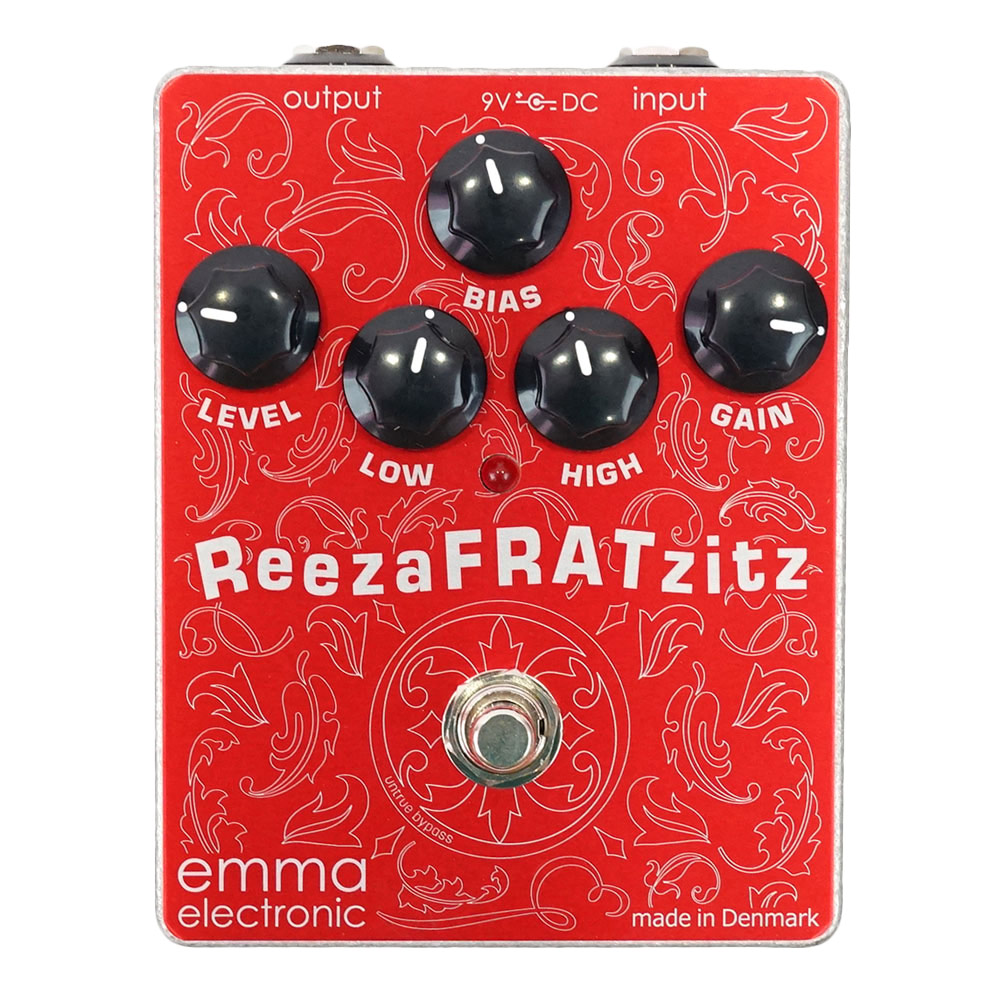 EMMA ReezaFRATzitz2 ディストーション