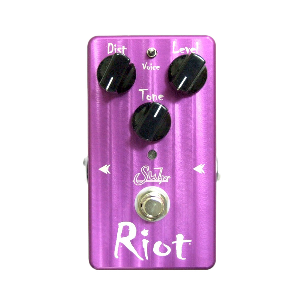 Suhr Riot Distortion ディストーション ギターエフェクター