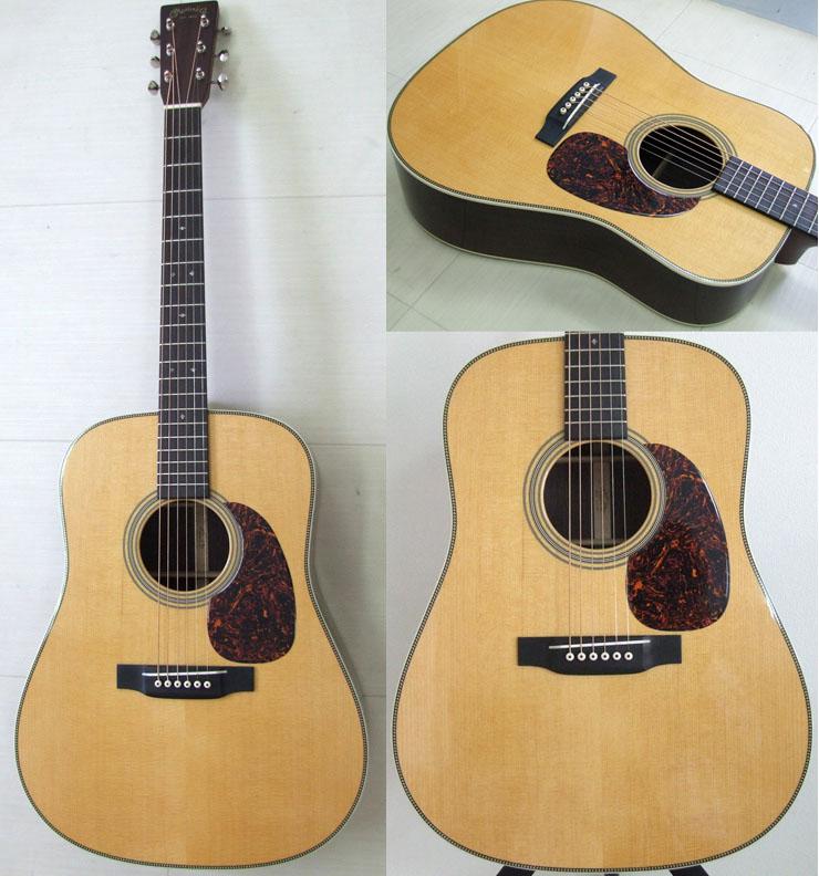 MARTIN HD-28V アコースティックギター