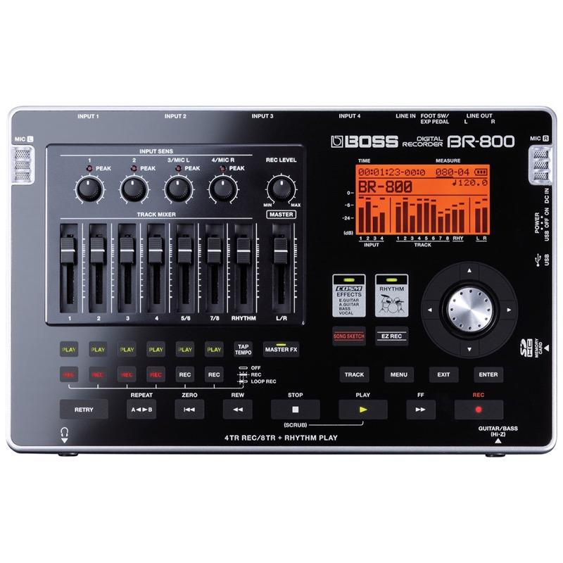 BOSS BR-800 デジタルレコーダー