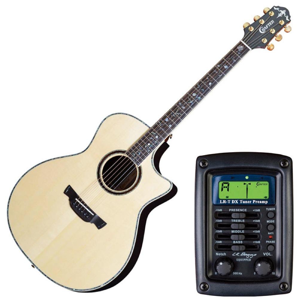 CRAFTER GAE-45 N エレクトリックアコースティックギター